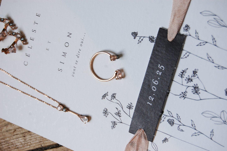 Le Wedding Magazine x Histoire d'Or