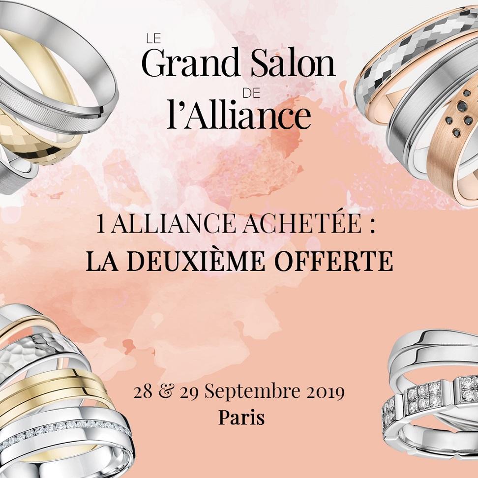 Le Wedding Magazine - Blog Mariage - ©Le Grand Salon de l'Alliance